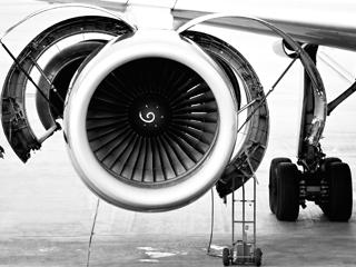 Aircraft maintenance outsourcing