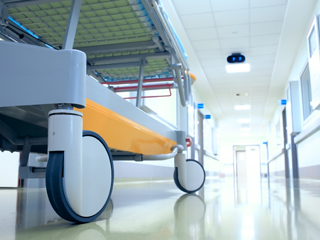 Last-mile delivery for medical devices