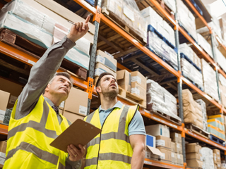 Outsourced logistics relationship management