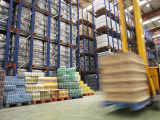 warehousing specialist due diligence - Warehouse Specialist