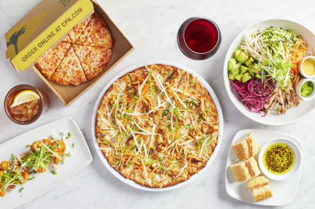 California Pizza Kitchen's new meal kit solutions for the home